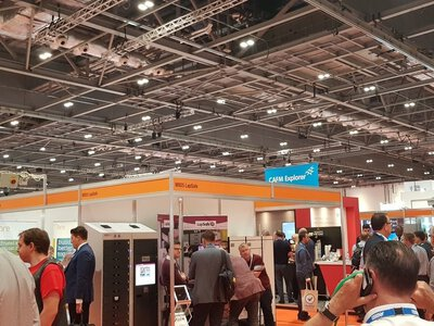 Another successful year at the Facilities Show 2018