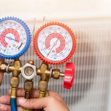 Air Conditioning & Heat Pump Leak Checks