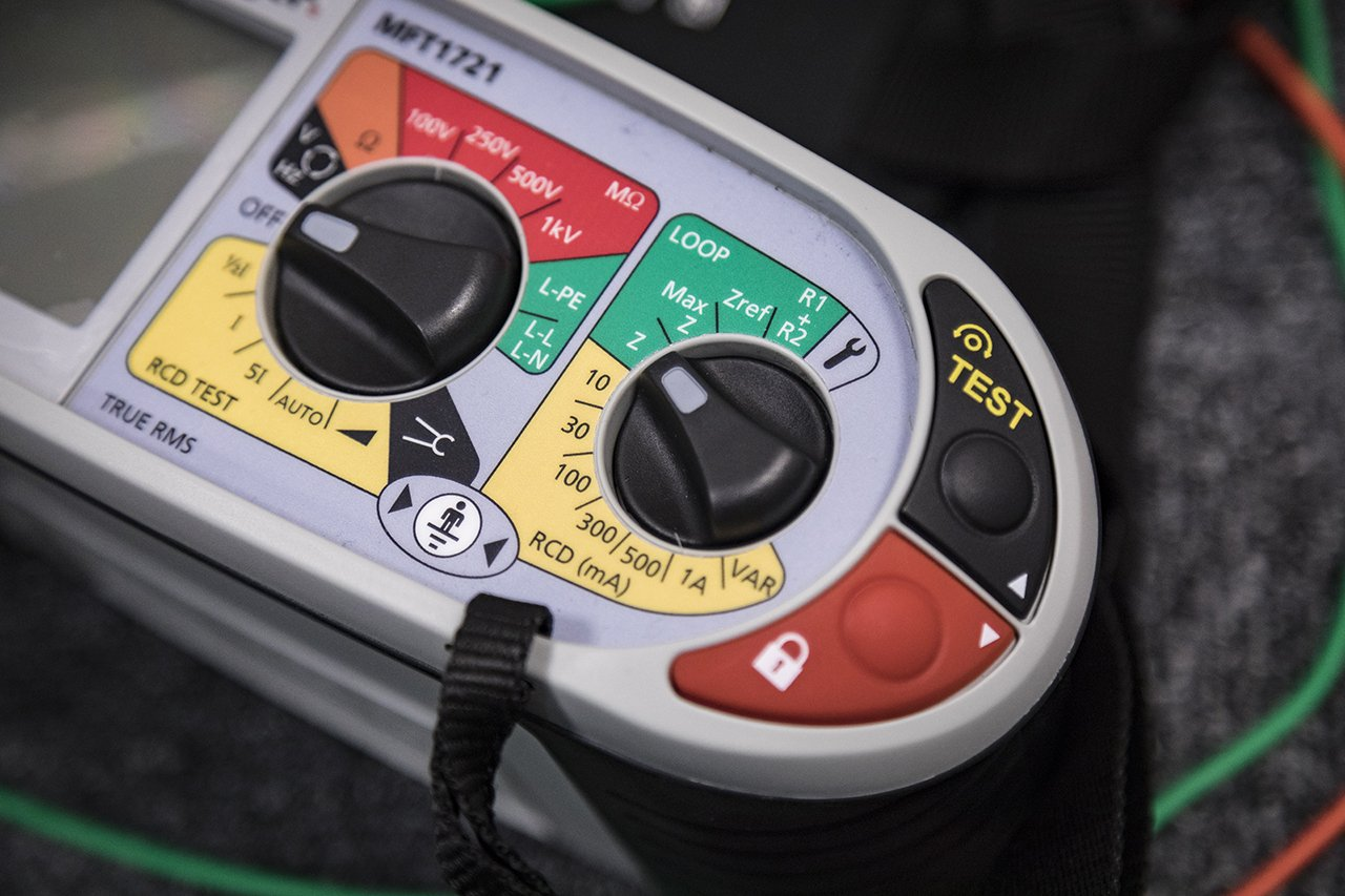 electrical test equipment commonly used in portable or fixed appliance testing by phs Compliance